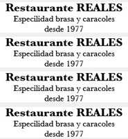 Restaurante Reales